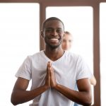 Online yoga team building